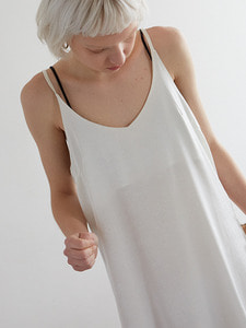 slip dress [2color]
