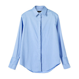 [2차 reorder] signature shirt [sky blue]