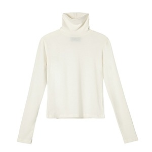 [2차 리오더] turtleneck long sleeved [ivory]