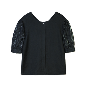 sheer_blouse [black]