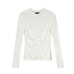 shirring long sleeved [5colors]