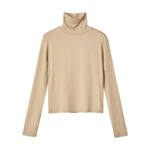 turtleneck long sleeved [5colors]