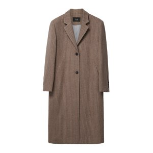 basic long coat [beige]