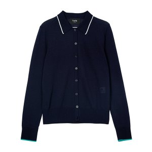 summer cardigan [navy]