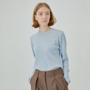 essential knit [sky blue]